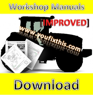 new holland 455c 555c 655c repair manual full tractor loader preview