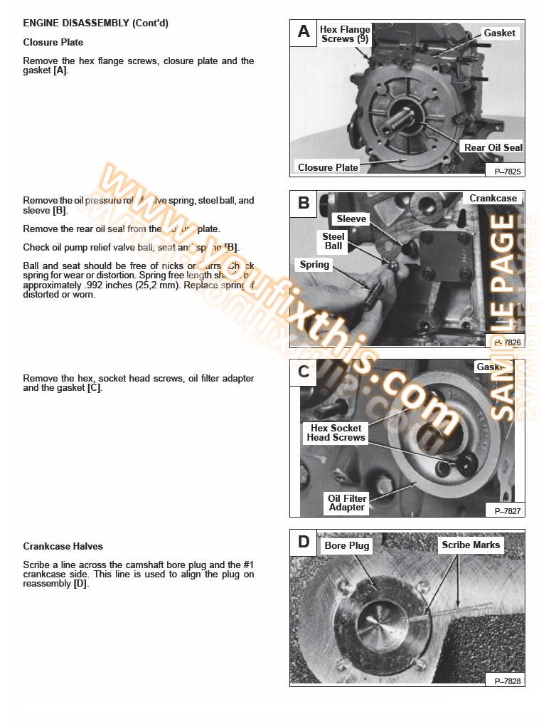 Screen 2 Clear Youfixthis bobcat t190 repair manual [compact track loader] (527011001 bobcat t190 wiring diagram at bakdesigns.co