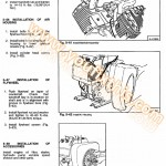 bobcat m m m m repair manual skid steer loader description