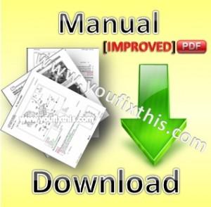 New Holland TL70 TL80 TL90 TL100 Repair Manual [Tractor