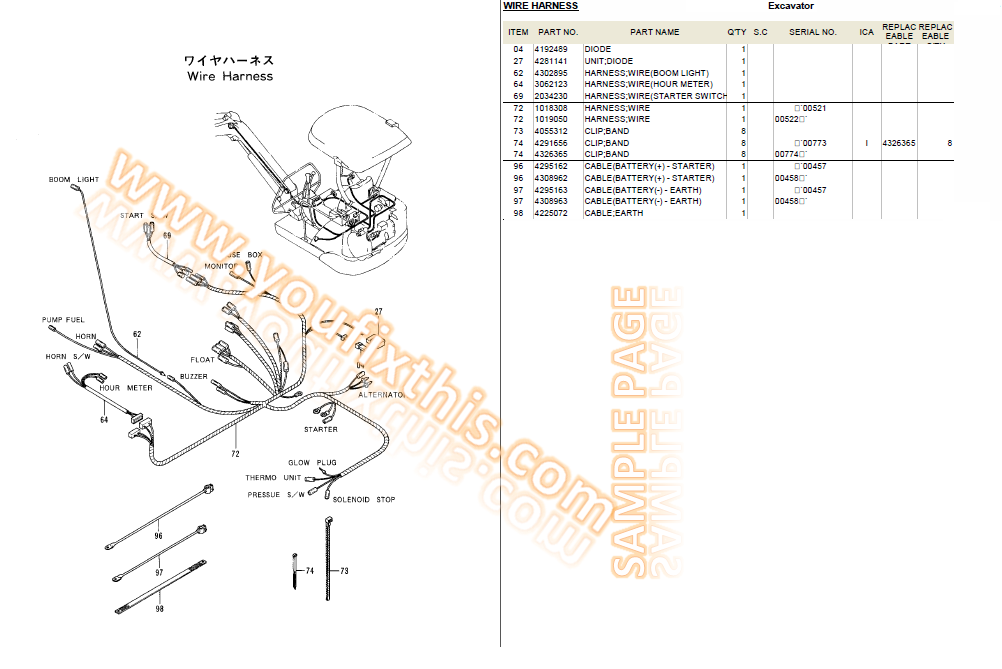 john deere 50 excavator wiring diagram with International Cub Cadet Parts Diagram on T190 Wiring Diagram furthermore International Cub Cadet Parts Diagram as well pact Utility Tractor furthermore Moto guzzi loopframe alternator conversion furthermore 896614.