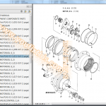 Hitachi Parts Manual EX [scrren1]