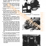 Perkins 1300 Series Peregrine Model WB-WC Workshop Manual « YouFixThis