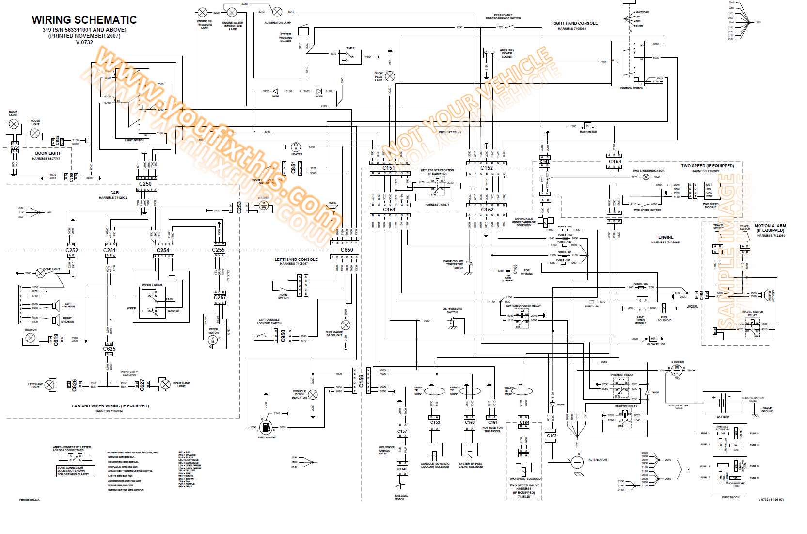 deutz tractor wiring diagram