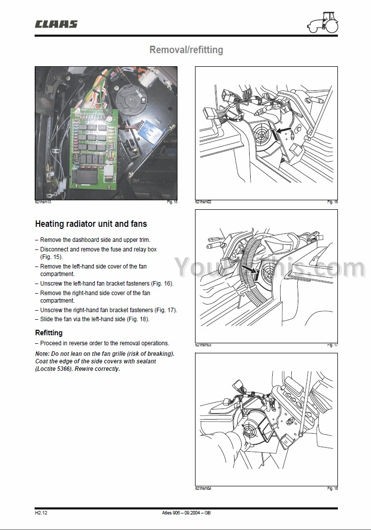 claas renault atles 926 936 repair manual tractor youfixthis rh youfixthis com Atlas God renault ares service manual