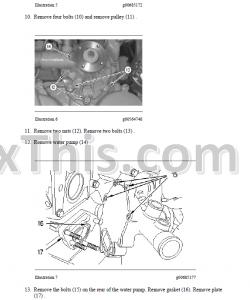 Cat 216b Skid Steer Wiring Diagram