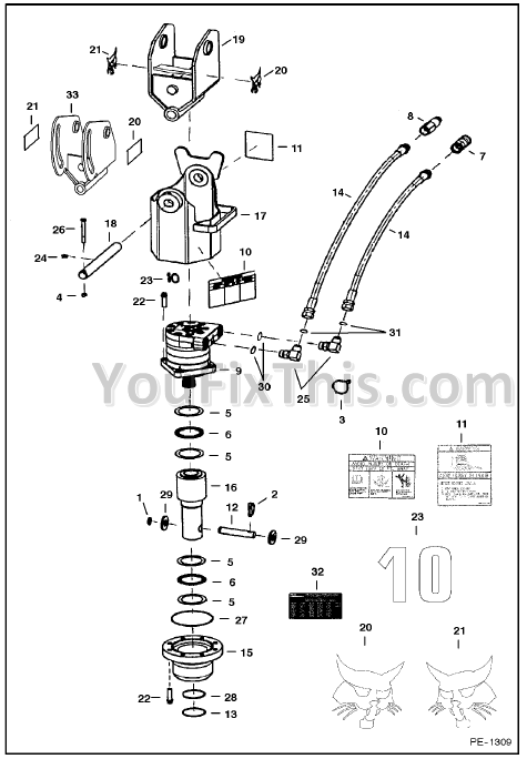 John Deere Scotts S1642 S1742 S2046 S2546 Repair Manual Lawn Garden Tractor together with PI2798 besides Earthing And Electrical Grounding Types Of Earthing also 279 also RC Electric Trolling Motor. on housing wiring diagrams