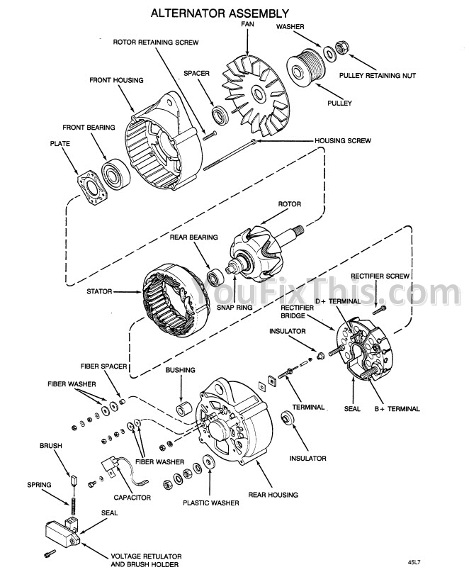 Case 621b 721b Repair Manual Loader Youfixthis