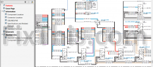 Schem1cat 300x132 caterpillar electrical schematics youfixthis caterpillar emcp 2 wiring diagram pdf at gsmx.co