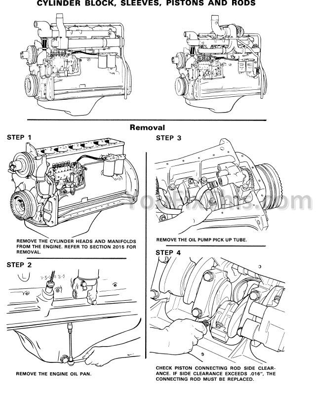case 880b repair manual  excavator   u00ab youfixthis