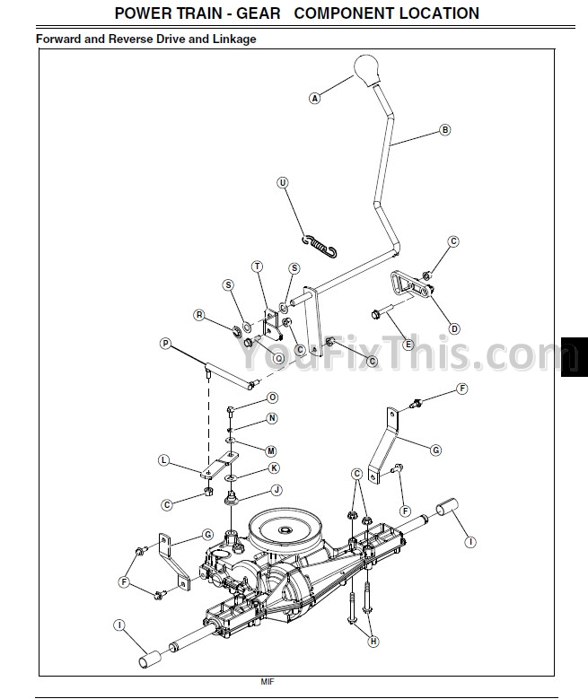 L120 Deck Wiring Diagram L120 Pto Clutch Wiring Harness