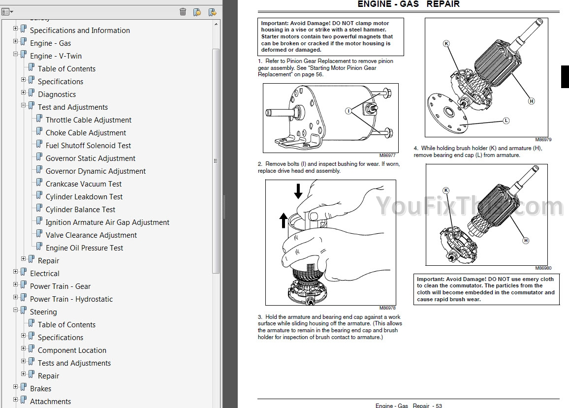 John Deere La130 La140 La150 Repair Manual Lawn Garden Tractor. John Deere La130 La140 La150 Repair Manual Lawn Garden Tractor Youfixthis. John Deere. John Deere La140 Steering Parts Diagram At Scoala.co
