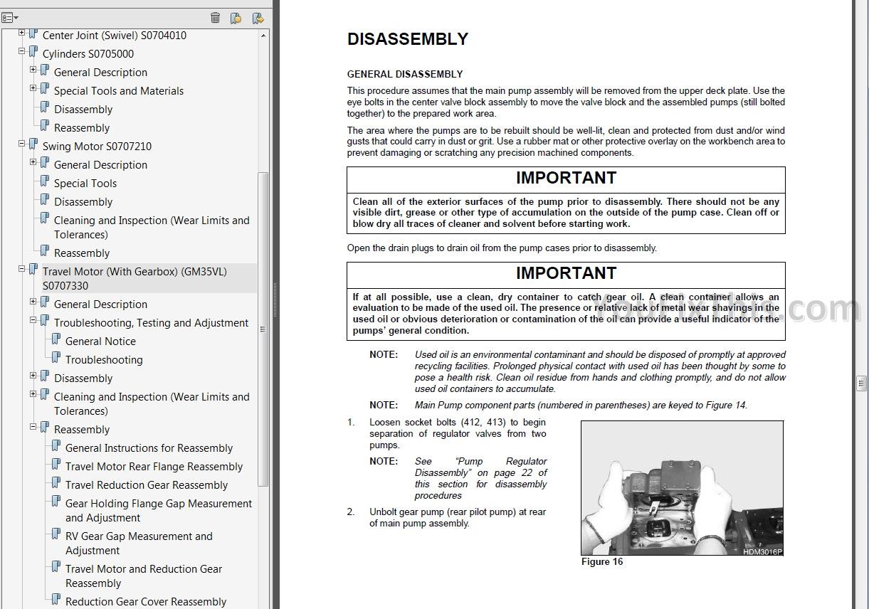 Daewoo Solar 5 5v Wiring Diagram Electrical Schematics Doosan Series Excavator Shop Manual Youfixthis