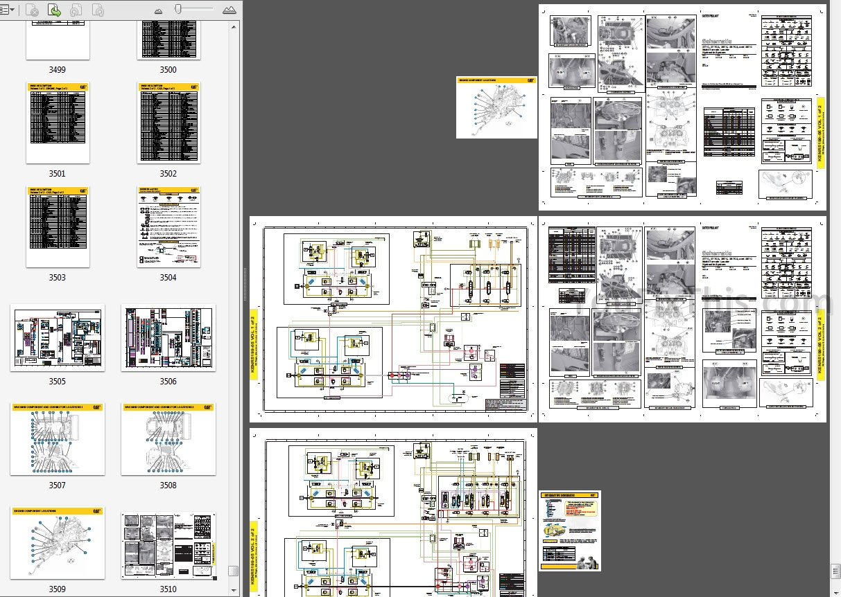 Caterpillar 3306 Generator Control Panel Wiring Diagram Best Standby Industrial