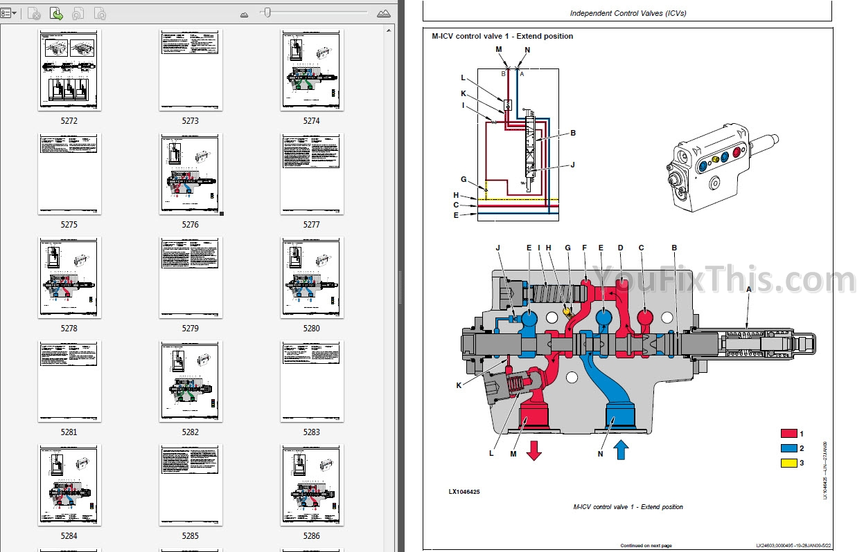 John Deere 4960 Wiring Diagram Schematic Diagrams Massey Harris Trusted Bluebird