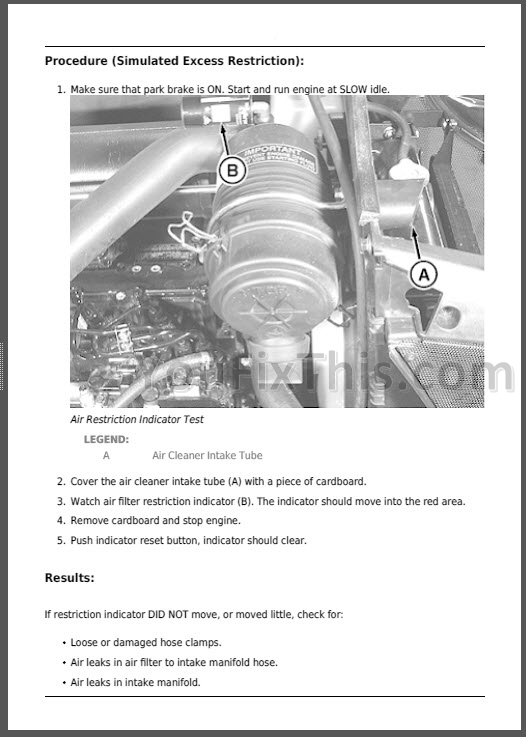 John Deere 1023e 1025r 1026r Repair Manual  Compact
