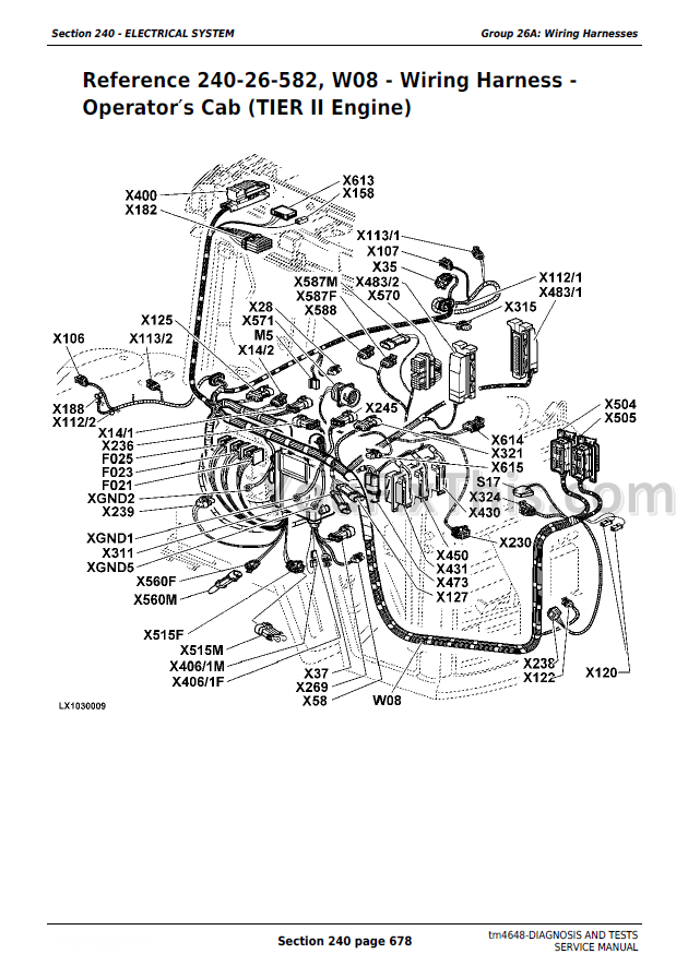 706 farmall part diagram