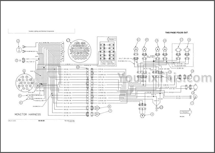 John Deere 4050 4250 4450 Technical Repair Manual [Tractors ... on exmark wiring harness, john deere wiring plug, allis chalmers wd wiring harness, john deere electrical harness, scag wiring harness, john deere 410g wiring diagram, generac wiring harness, john deere stereo wiring, mitsubishi wiring harness, john deere lawn tractor wiring, troy bilt wiring harness, john deere b wiring, perkins wiring harness, john deere solenoid wiring, gravely wiring harness, vermeer wiring harness, mercury wiring harness, large wiring harness, 5.0 mustang wiring harness, porsche wiring harness,